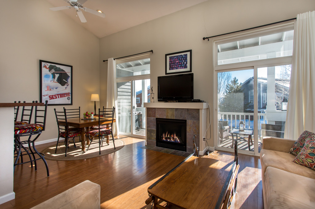 Living Area in Mtn. Vista